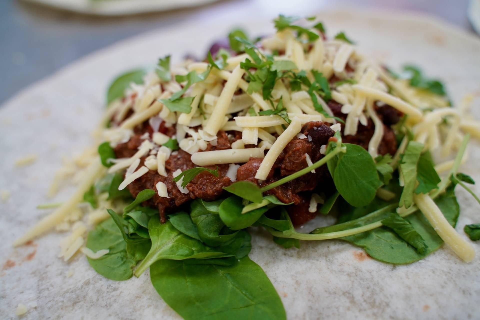 Chipotle Beef Burrito